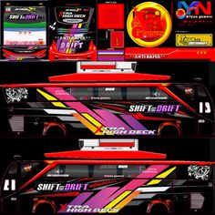 Onibus Marcopolo, High Deck, Bus Games, Skin Images, New Bus, 8 Bit, Projects