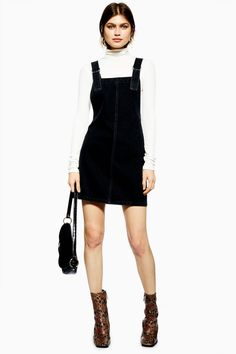 1d44accaa1 21 Best denim pinafore looks images