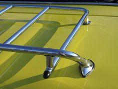 Challenger -71  Trunk deck lid luggage rack
