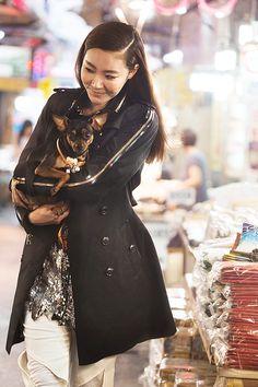 Uzu photographed by Sun Hye Shin in Seoul
