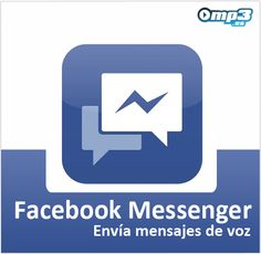 Envía mensajes de voz con Facebook Messenger - Prueba las nuevas prestaciones del servicio de mensajería instantánea de Facebook. Descarga Facebook Messenger desde aquí: http://blog.mp3.es/facebook-messenger-se-actualiza-para-incluir-mensajes-de-voz/?utm_source=pinterest_medium=socialmedia_campaign=socialmedia