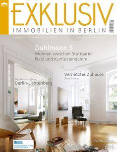 Die 6. Ausgabe 2014 von EXKLUSIV - Immobilien in Berlin ist erschienen. Ab sofort in Ihrem gut sortierten Zeitschrifthandel erhältlich oder als Facebookfan kostenlos unter http://www.exklusiv-immobilien-berlin.de/kostenlose-ausgabe-von-exklusiv-immobilien-in-berlin/ erhalten!