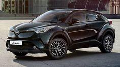DriveK Italia: offerte e #sconti #Toyota #CH-R #crossover