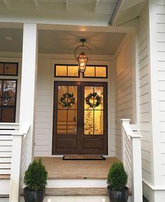 Front doorCharming Virginia Farmhouse   Front doors  Virginia and Doors. Exterior Doors Farmhouse Style. Home Design Ideas