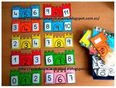 Fashion and Lifestyle Preschool Math, Kindergarten Math, Fun Math, Math Games, Fairy Tale Activities, Kids Learning Activities, Math Rotations, Math Centers, Teaching Aids