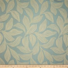 This rouched (puckered, dimensional) fabric is heavyweight and perfect for accent pillows and upholstering headboards, cornices and more.