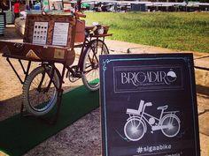 Food bikes ganham as ruas de São Paulo