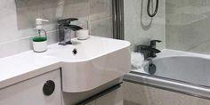 bathroom 2021 – Szukaj wGoogle Best Bathroom Designs, Amazing Bathrooms, Sink, Google, Home Decor, Sink Tops, Vessel Sink, Decoration Home, Room Decor