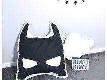 SELBER MACHEN Batman Kissen XXL