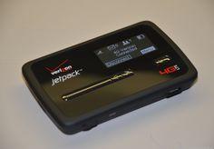 Verizon Jetpack 4G LTE Mobile Hotspot MiFi 4620L