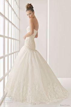 rosa clara 2012 wedding dress lahis