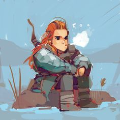 Chilly Ygritte by Michael Firman Game Of Thrones Series, Game Of Thrones Art, Jon Snow And Ygritte, Fandom Games, Game Of Trones, Valar Dohaeris, Horizon Zero Dawn, Character Design Animation, Paladin