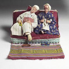 Kitre Bebek Yapımı: Nimet SANLIMAN Tiny Dolls, Paper Clay, Miniature Dolls, Needle Felting, Home Crafts, Decoration, Art Dolls, Miniatures, Teddy Bear