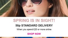 Spring Delivery Offer Get Standard Delivery for just when you spend or more through my online store! Valid until midnight Friday April. Avon Sales, Avon Online, Brochures, Check It Out, Work Hard, Online Shopping, Campaign, Delivery, Friday