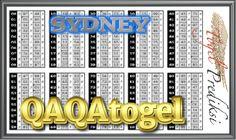 Qaqatogelresult Togelangka Jituprediksi Togel Prediksi Angka Main Sydney