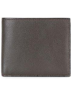 VALEXTRA billfold wallet. #valextra #wallet