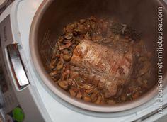 Roti de porc au multicuiseur