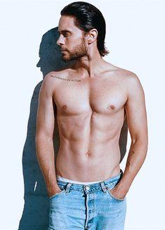 .r Jared Leto …