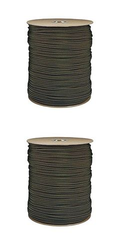 Other Electric Airsoft Guns 31684: Parachute Cord Military Specification Type Iii Nylon Olive Drab Green 1000 Foot -> BUY IT NOW ONLY: $66.95 on eBay!