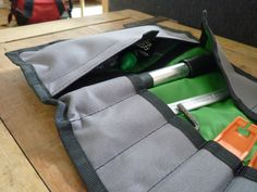 Werkzeugtasche selbst genäht