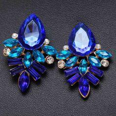 Gaze - Statement Fashion Earrings