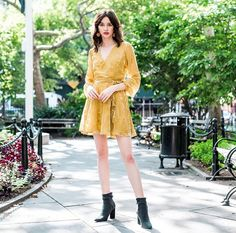 Look golden in our floral velvet burnout Royalty Dress (p. all dresses are off through Monday with code MISTLETOE) A Line Shorts, Fall Collections, Mistletoe, Ulzzang Girl, Short Skirts, Bodice, Royalty, Velvet, Long Sleeve