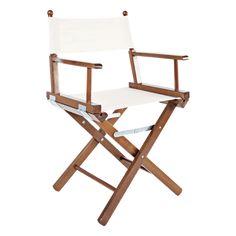 Chaise régisseur beige