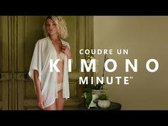 DIY MODE┋MEILLEURE METHODE POUR FAIRE UN KIMONO A POMPONS / FRANGE , DIY Francais - YouTube