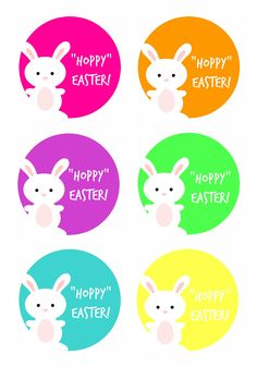 Peeps easter basket and printable tags printable tags easter free easter gift tag printable negle Images