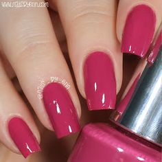 Here are the 10 most popular nail polish colors at OPI - My Nails Fancy Nails, Cute Nails, Pretty Nails, Fabulous Nails, Perfect Nails, Opi Nail Colors, Pedicure Colors, Colorful Nail Designs, Nagel Gel