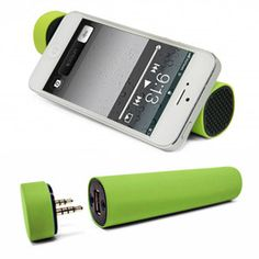 Refresh your inner battery Product Information With the Juicebar JamBar Travel Charger and Speaker, you'll enjoy a refreshing burst of audio and power that lets you entertain on the go. It features vibrant acoustics when used as a speaker and can provide up to 16 hours of extra talk time when used as a back-up battery, so you can replenish your active lifestyle in style.