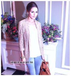 The Olivia Palermo Lookbook : London Fashion Week Fall 2012: Olivia Palermo at Moschino Cheap and Chic