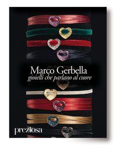 Preziosa Magazine featuring our Hearts!