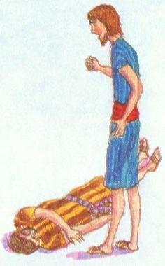 Les aventures de Caïn et Abel