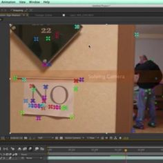 AFTER EFFECTS TUTORIAL: How To Use The 3D Camera Tracker Of After Effects - Motion And Design