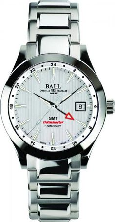 BALL Engineer II Red Label GMT Chronometer Watch