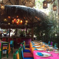 Edith's - Cabo San Lucas, Baja California Sur, Mexico. Feels authentic with a great vibe and lighting.