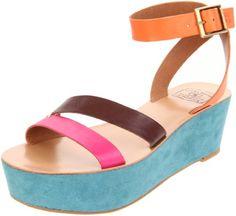 Lucky Women's Garnet Platform Sandal $79
