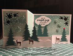 Carols of Christmas Special Fold for Pals Blog Hop