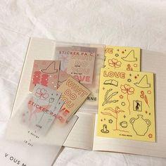 Scrapbook Journal, Journal Notebook, Notebooks, Journals, Packaging Design, Branding Design, Stationeries, Its My Bday, Snail Mail