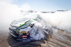 Monster Energy Ken Block's Ford Fiesta #petrolified