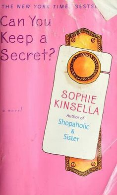 Sophie kinsella... my all-time favorite!