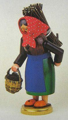 Twig Woman German Smoker