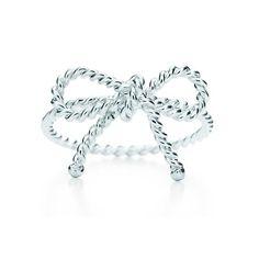 Tiffany bow ring... i need!