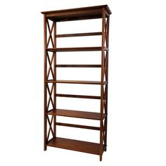 I pinned this Montego Bookcase from the Presidential Panache event at Joss and Main!