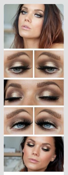 DIY/ Eye Popping Make Up! #Beauty #Trusper #Tip