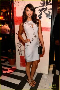 Nina Dobrev:  CW Upfront After Party