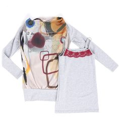 MAXI T-SHIRT – Hula Shop Abbigliamento Bambini Online