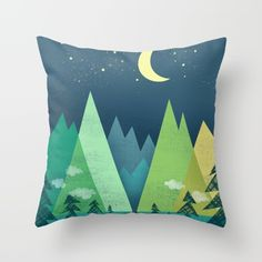 Throw Pillow made fr