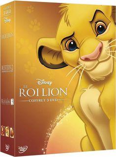 Le Roi Lion - La Trilogie - DVD NEUF